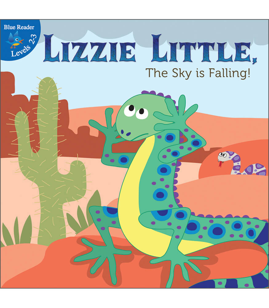 Lizzie Little, the Sky is Falling! Reader Product Image
