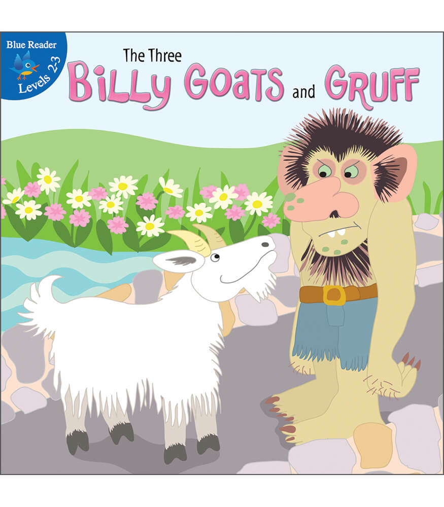 The Three Billy Goats and Gruff Reader Product Image