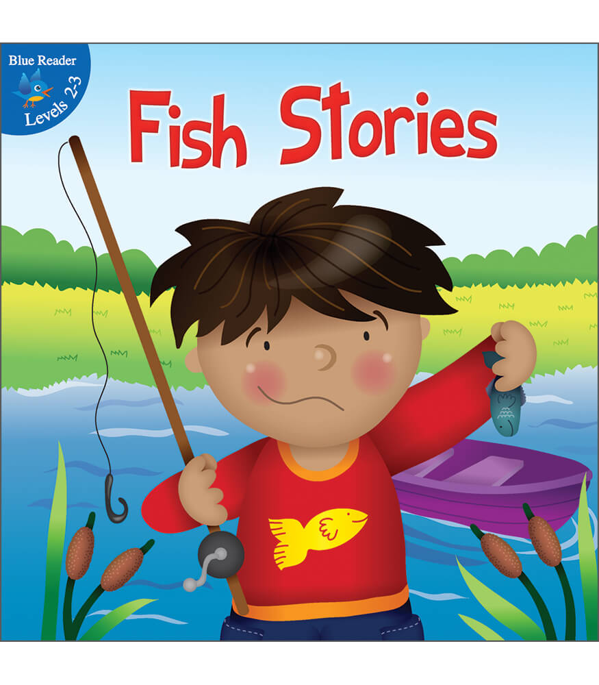 Fish Stories Reader Product Image