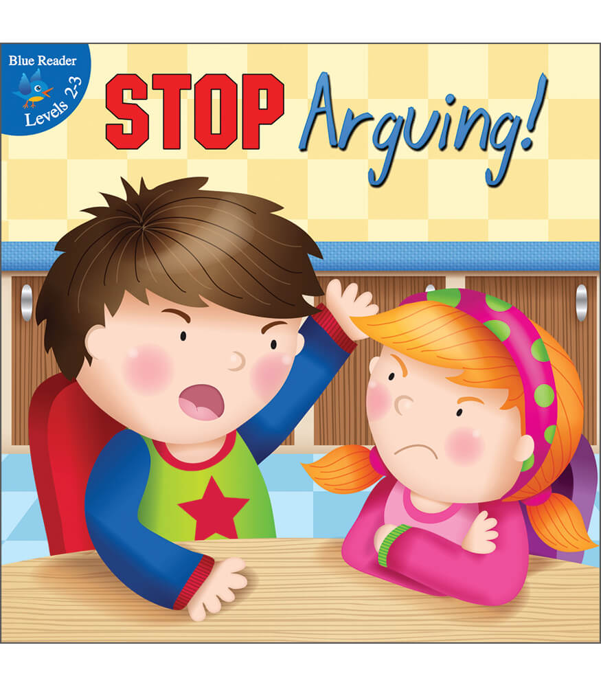 Stop Arguing! Reader Product Image