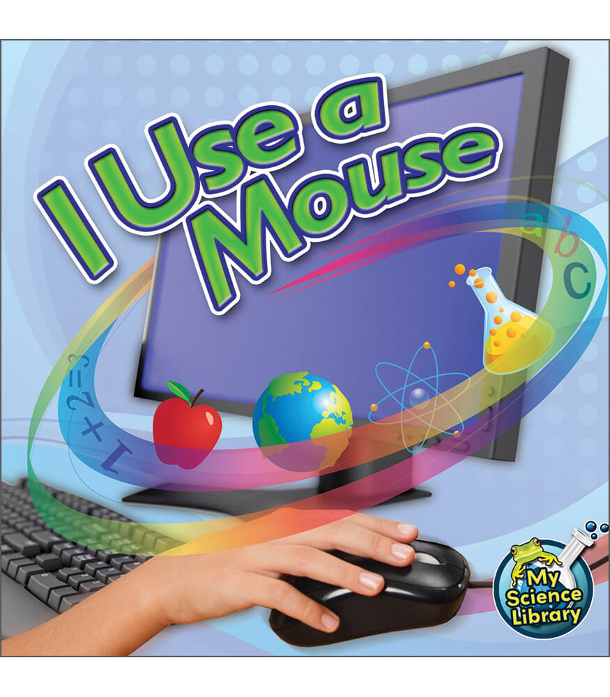 I Use A Mouse Reader Product Image