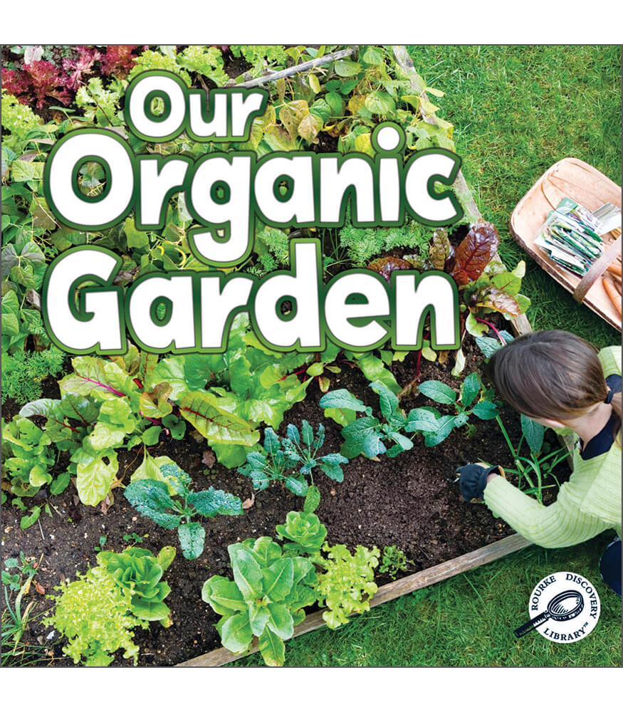 Our Organic Garden Reader Product Image