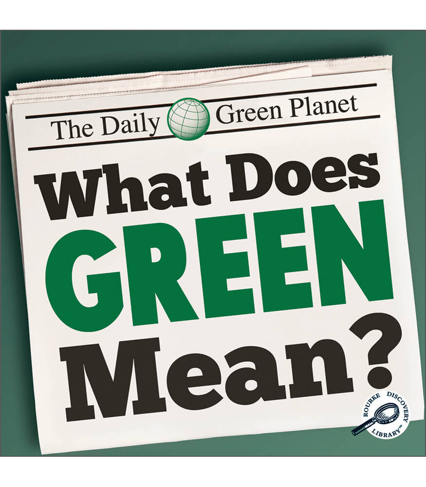 What Does Green Mean? Reader Product Image