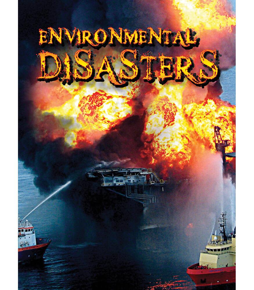 Environmental Disasters Reader Product Image