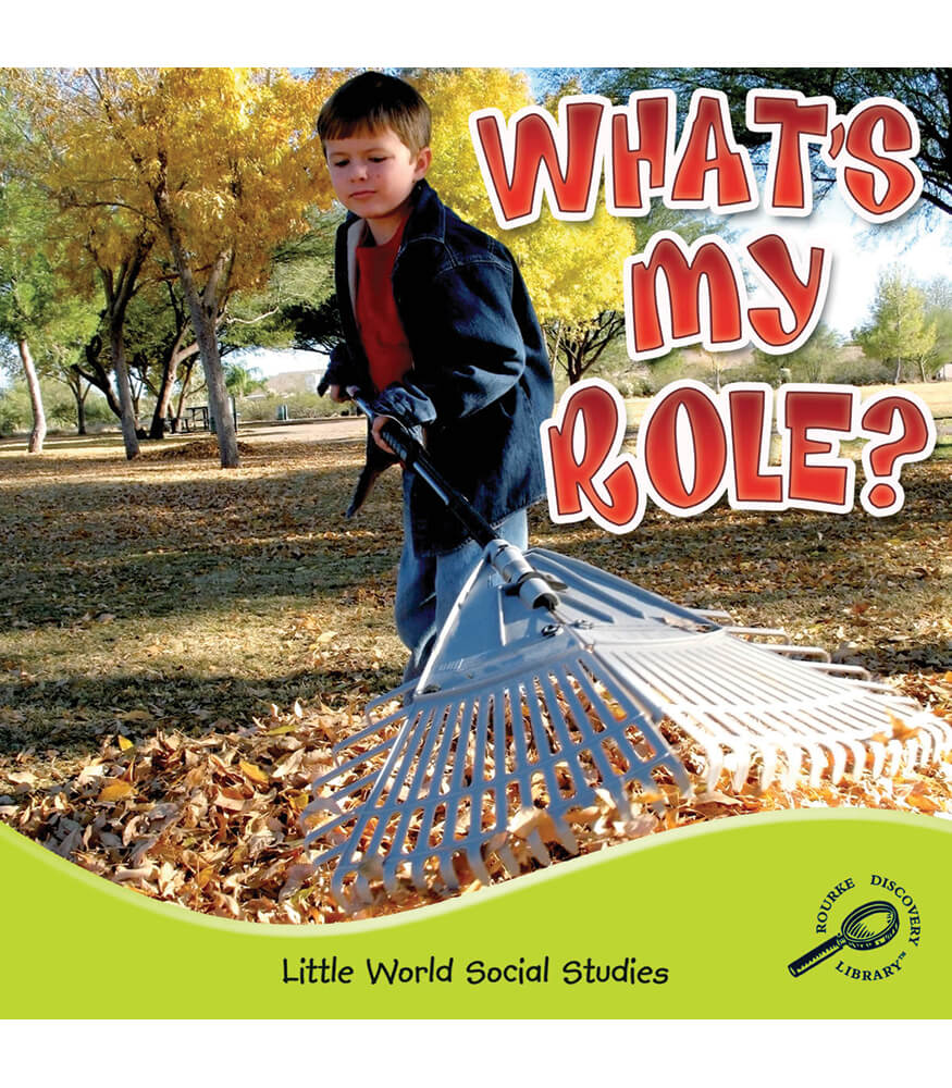 What's My Role? Reader Product Image