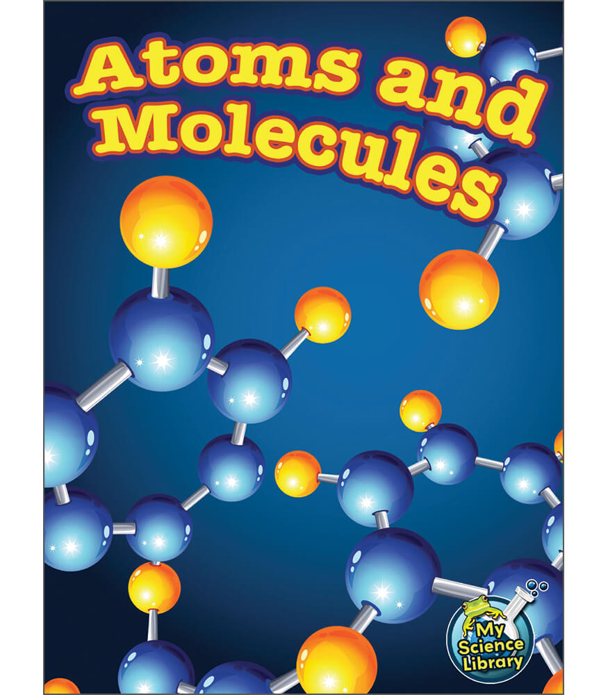 Atoms and Molecules Reader Product Image