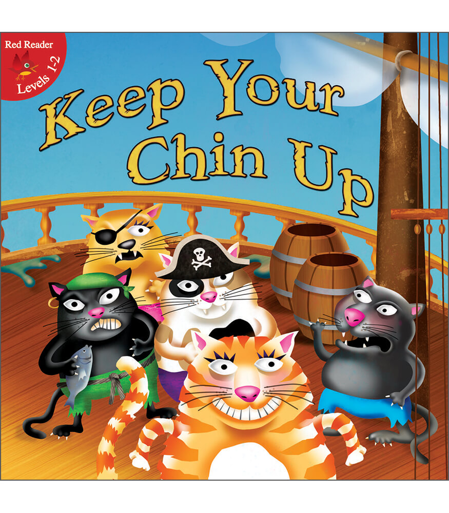 Keep Your Chin Up Reader Product Image