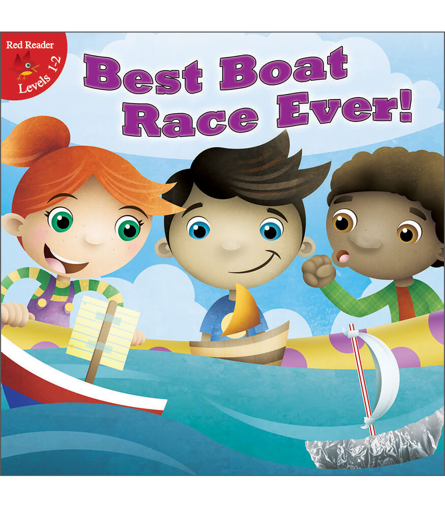 Best Boat Race Ever! Reader Product Image