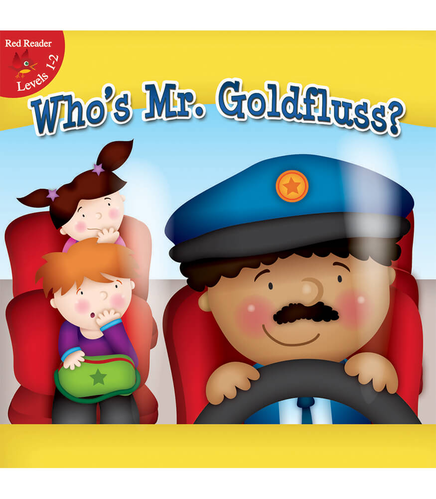 Who's Mr. Goldfluss? Reader Product Image