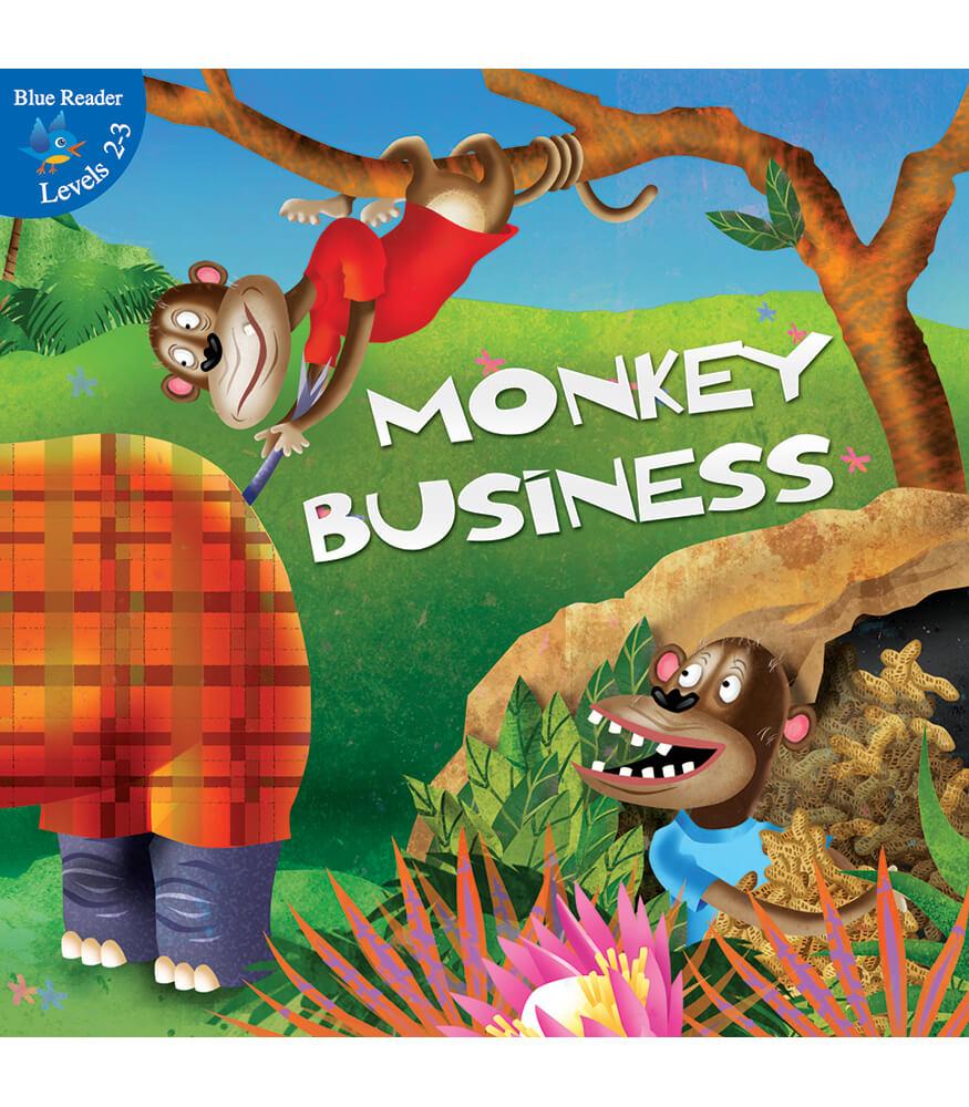 Monkey Business Reader Product Image
