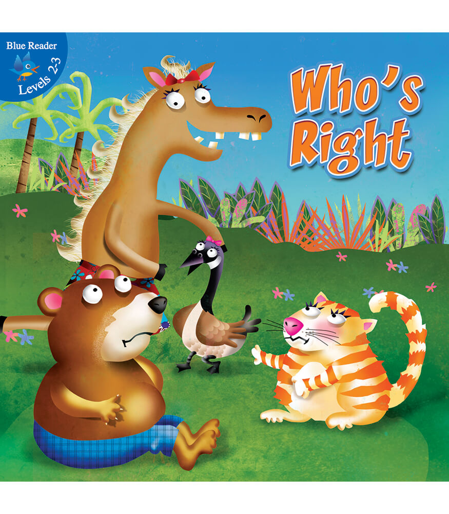 Who's Right Reader Product Image