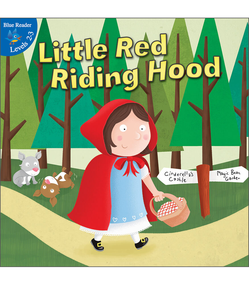 Little Red Riding Hood Reader Product Image
