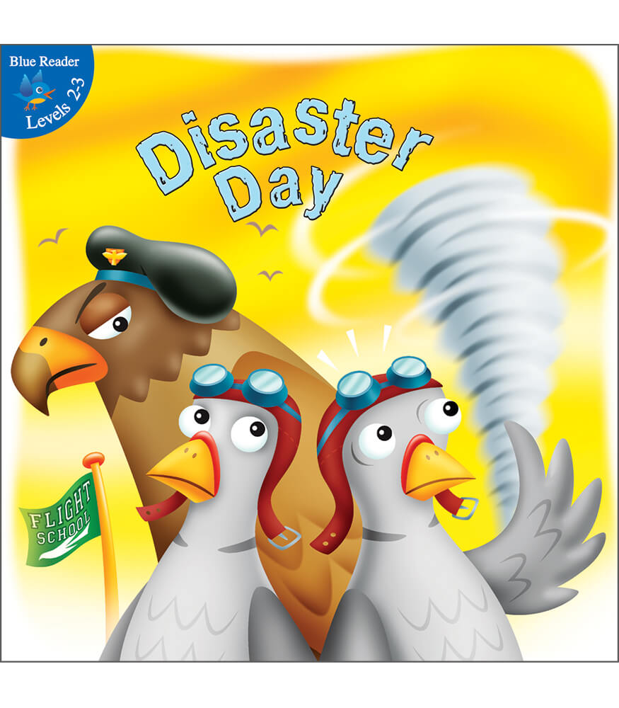 Disaster Day Reader Product Image