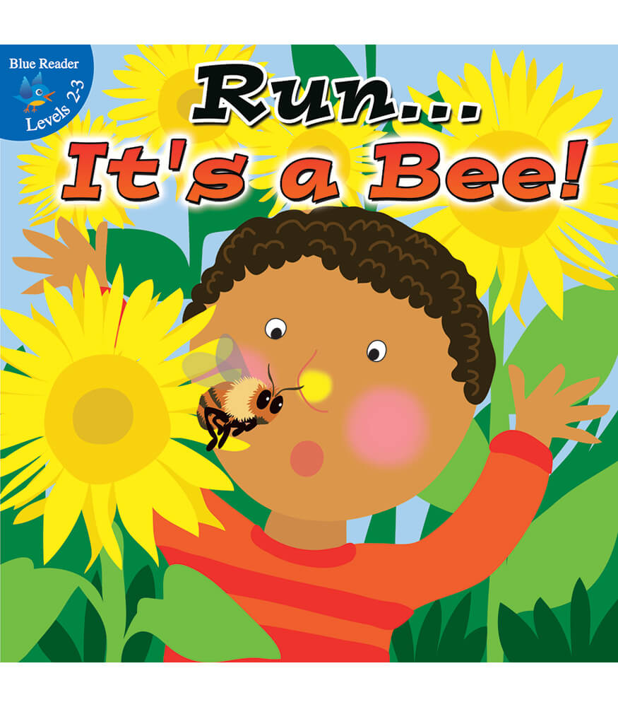 Run…It's a Bee! Reader Product Image