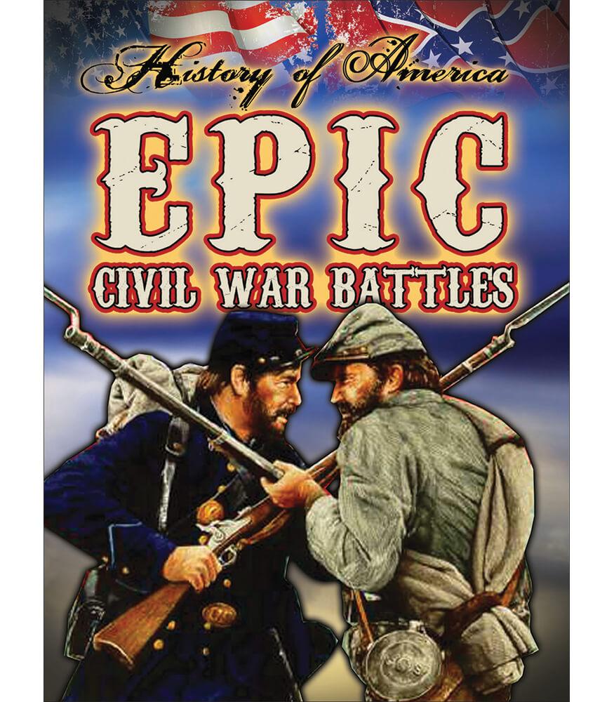 Epic Civil War Battles Reader Product Image