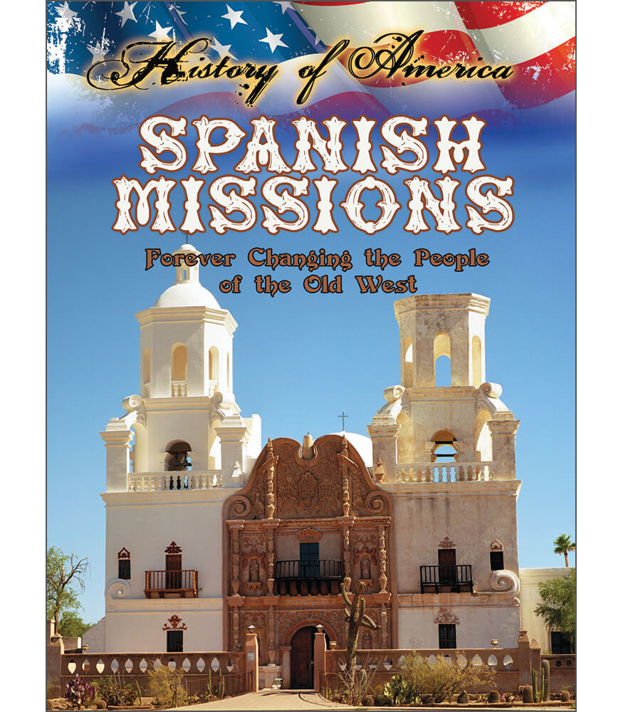 Spanish Missions Reader Product Image