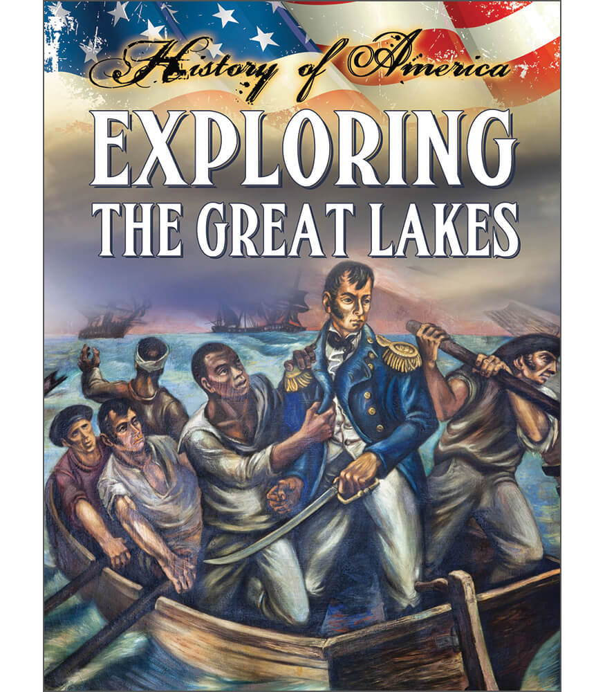 Exploring The Great Lakes Reader Product Image