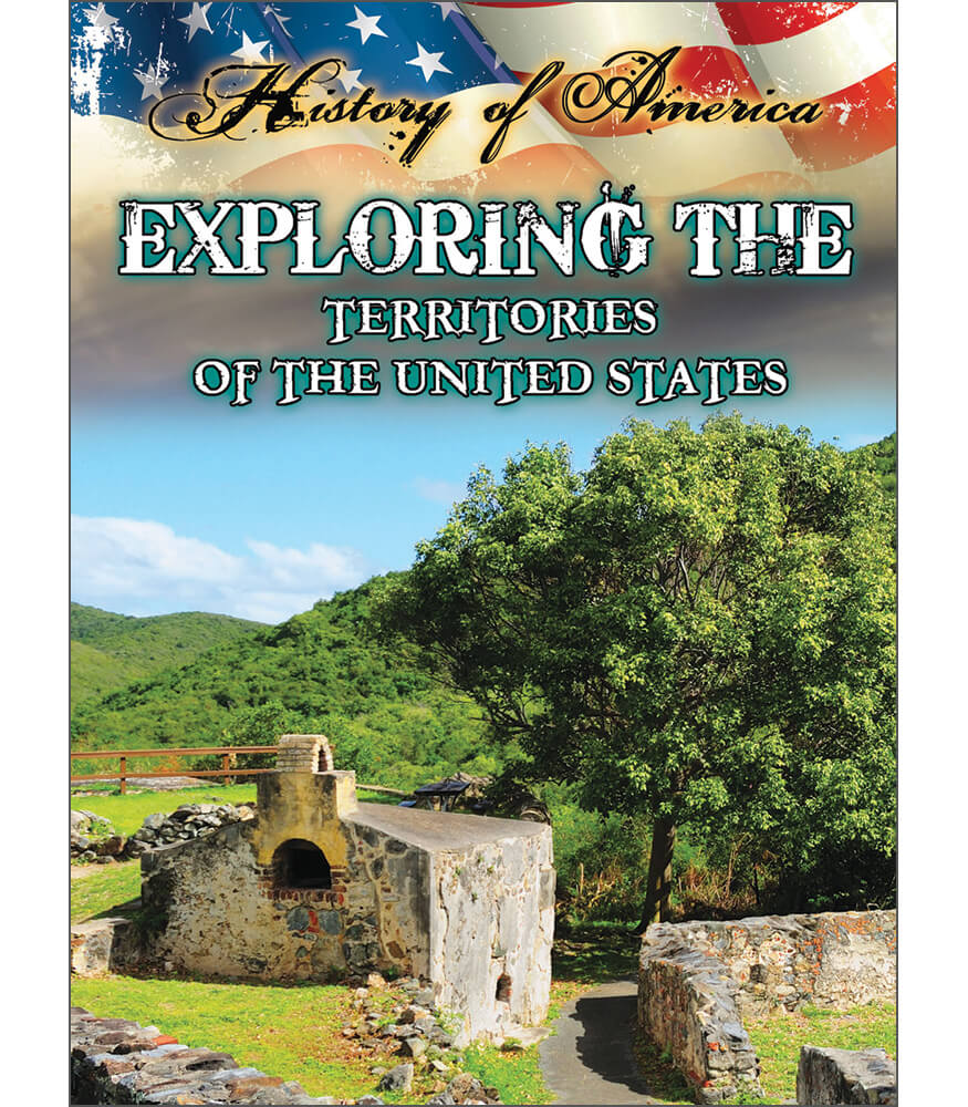 Exploring The Territories Of The United States Reader Product Image