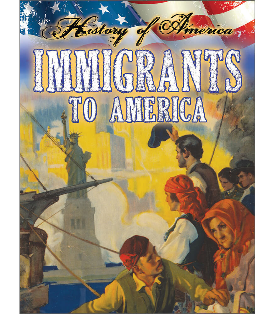 Immigrants To America Reader Product Image