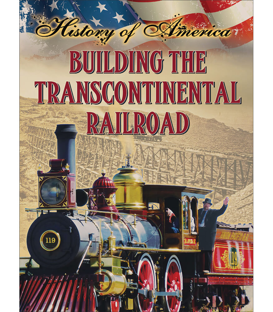 Building The Transcontinental Railroad Reader Product Image