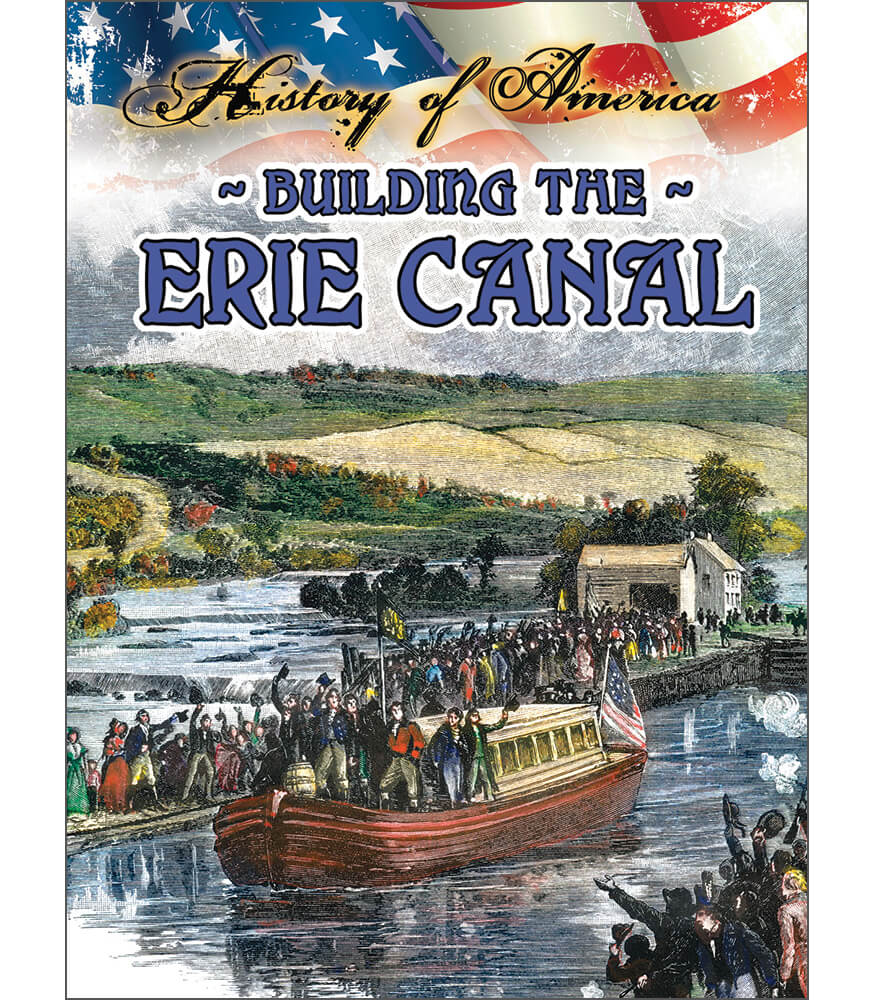 Building The Erie Canal Reader Product Image