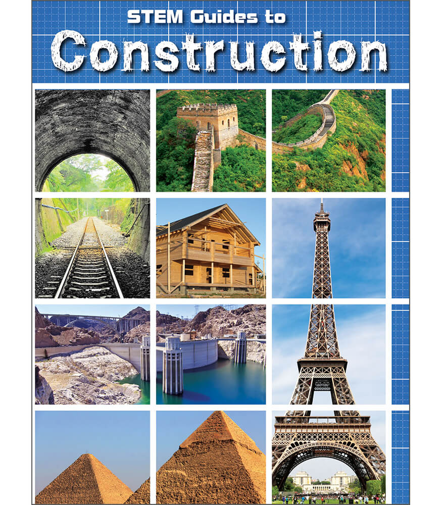 STEM Guides to Construction Reader Product Image