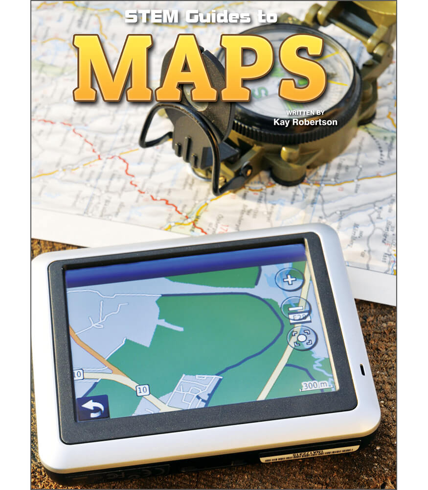 STEM Guides to Maps Reader Product Image