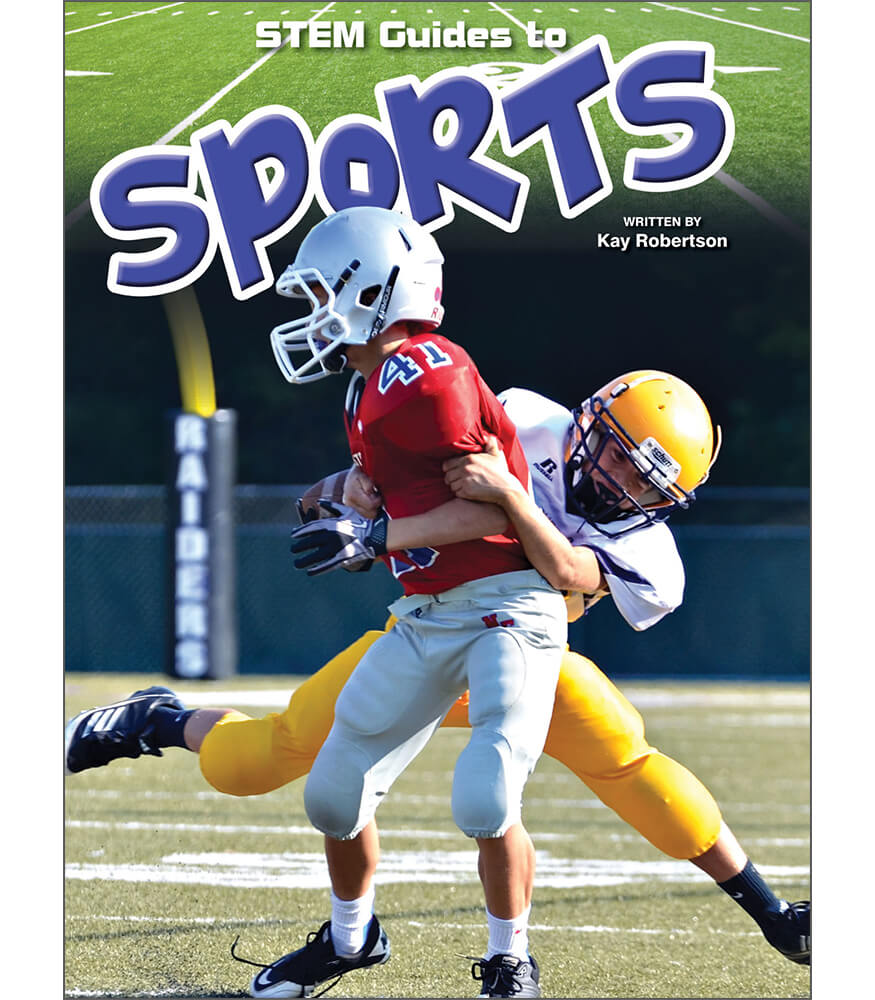 STEM Guides to Sports Reader Product Image