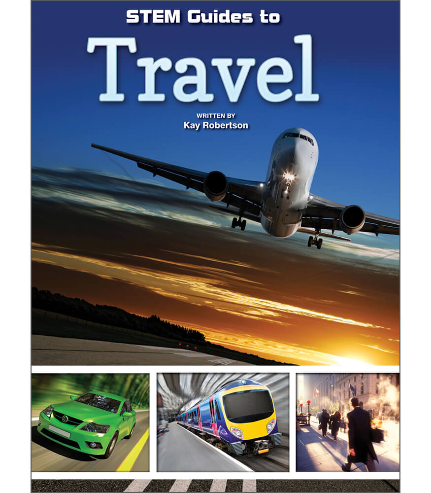 STEM Guides to Travel Reader Product Image