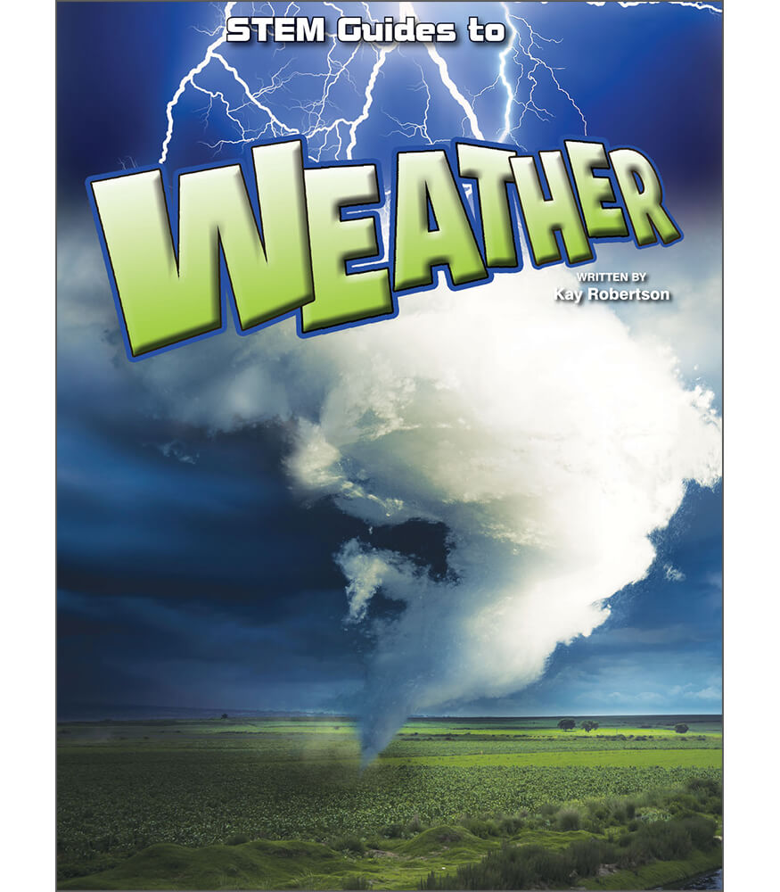 STEM Guides to Weather Reader Product Image
