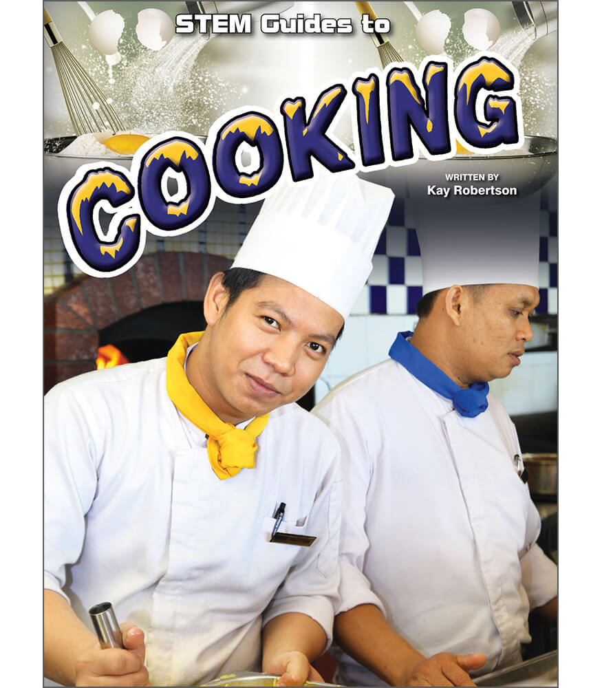 STEM Guides to Cooking Reader Product Image