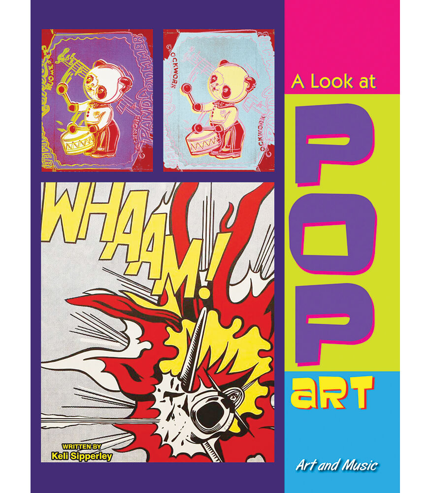 A Look at Pop Art Reader Product Image