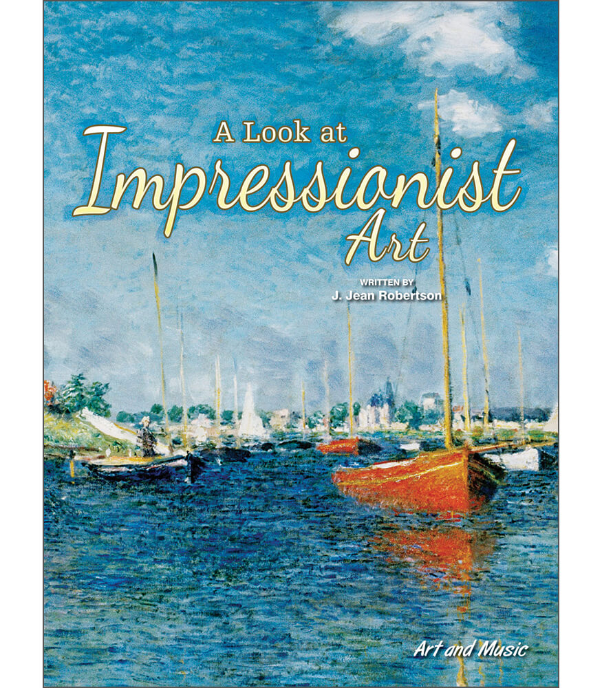 A Look at Impressionist Art Reader Product Image
