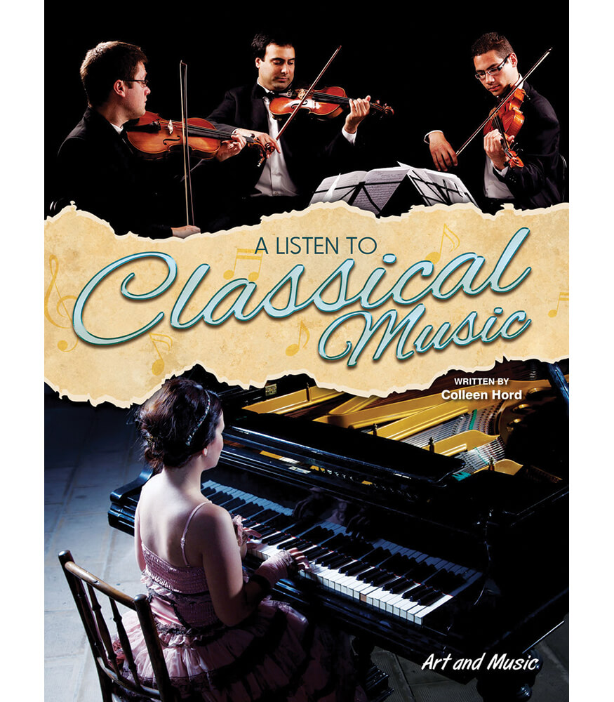 A Listen to Classical Music Reader Product Image