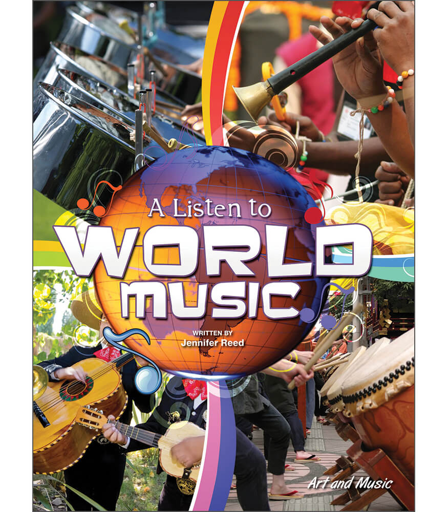 A Listen to World Music Reader Product Image