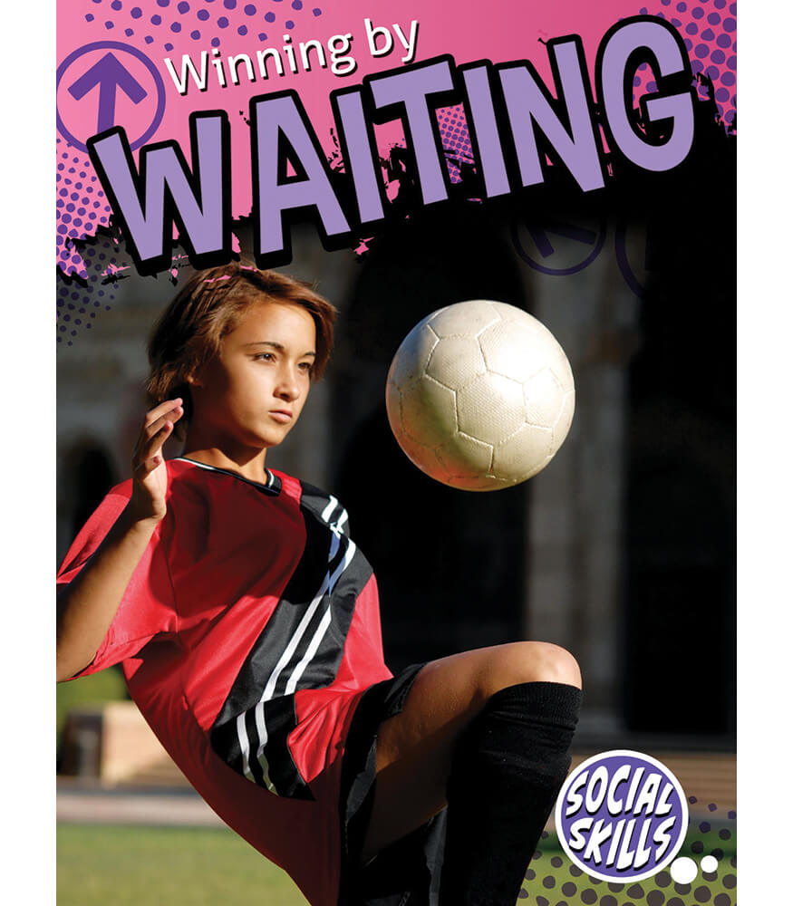 Winning By Waiting Reader Product Image