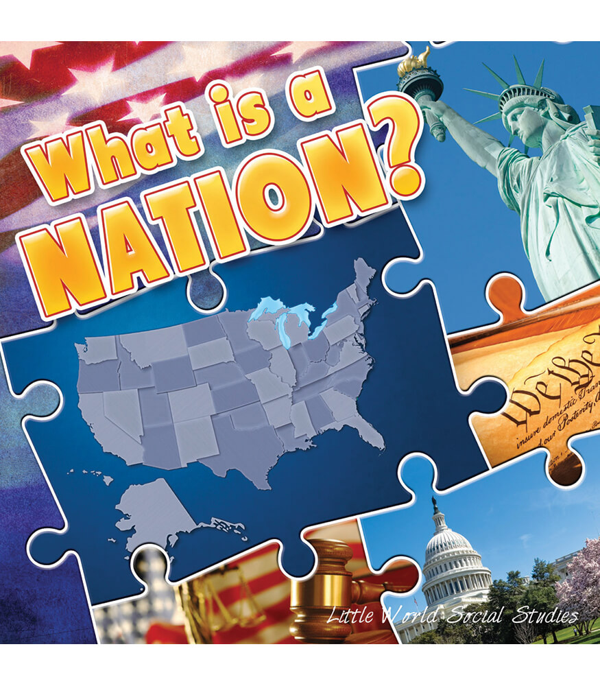 What is a Nation? Reader Product Image