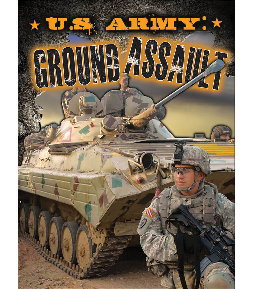 U.S. Army: Ground Assualt Reader Product Image