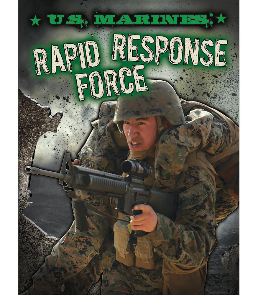 U.S. Marines: Rapid Response Force Reader Product Image