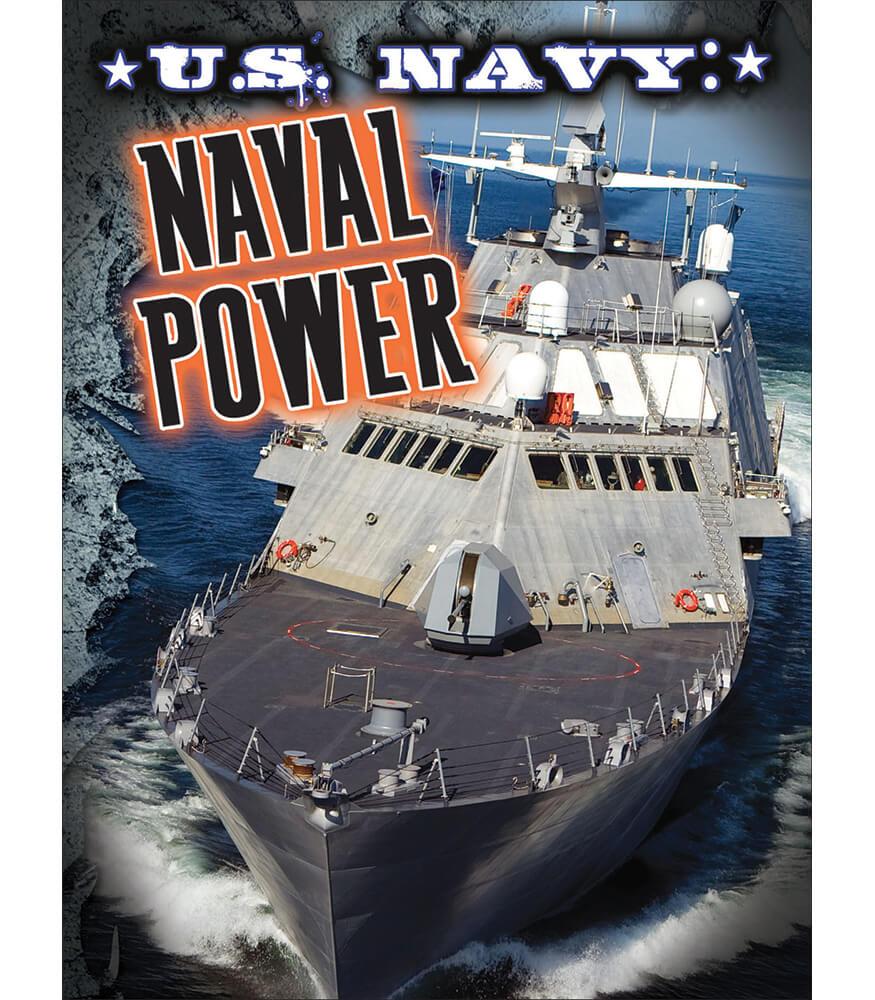 U.S. Navy: Naval Power Reader Product Image