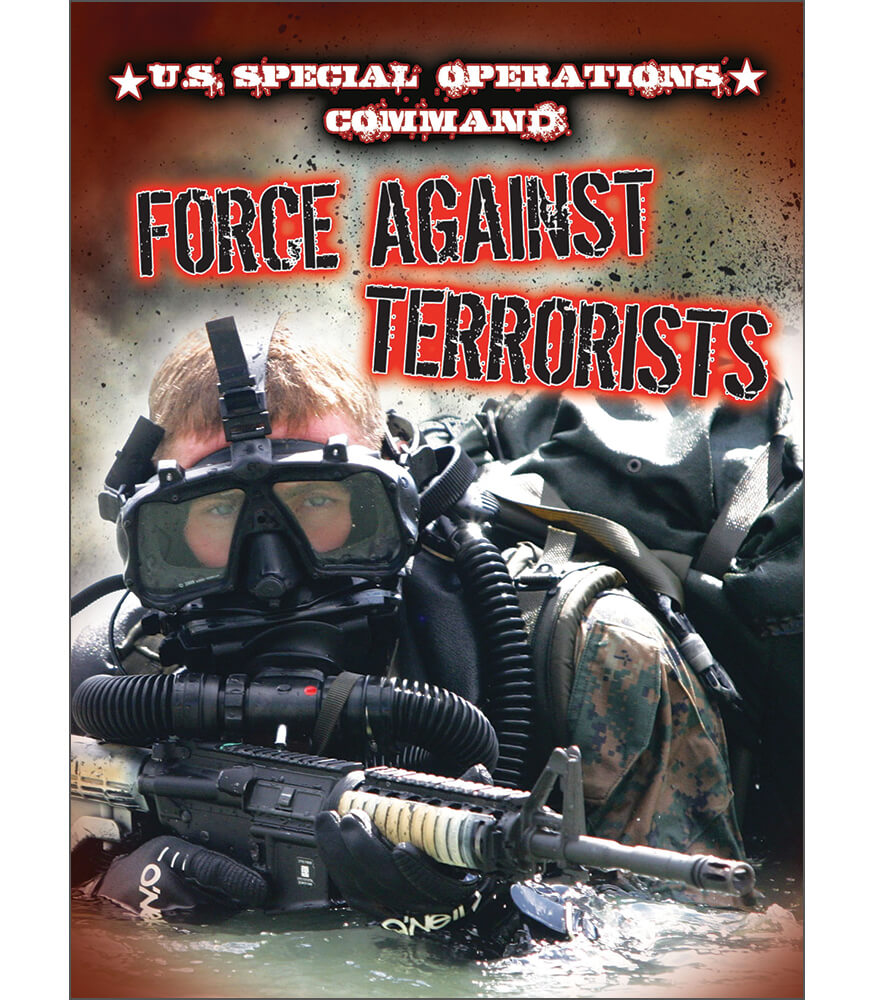 U.S. Special Operations Command: Force Against Terrorists Reader Product Image