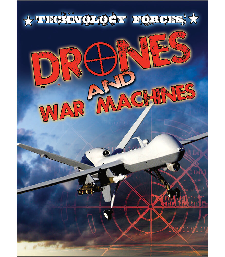 Technology Forces: Drones And War Machines Reader Product Image