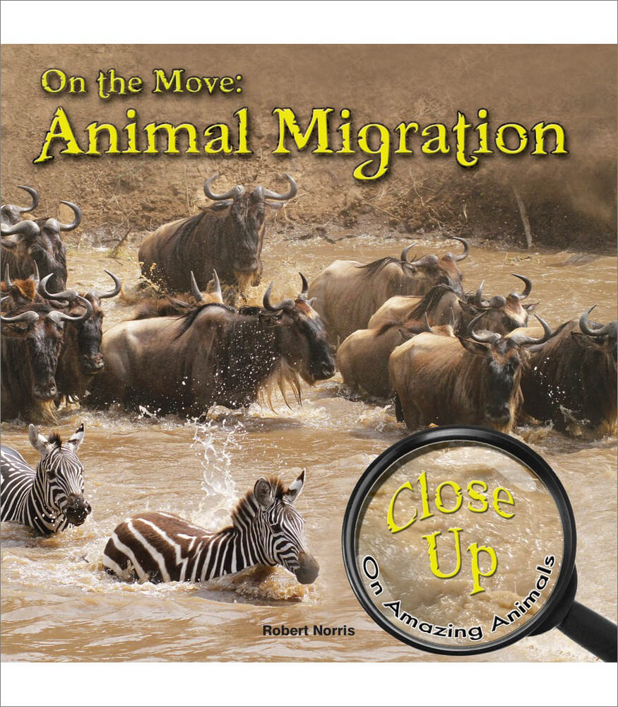 On the Move: Animal Migration Reader Product Image