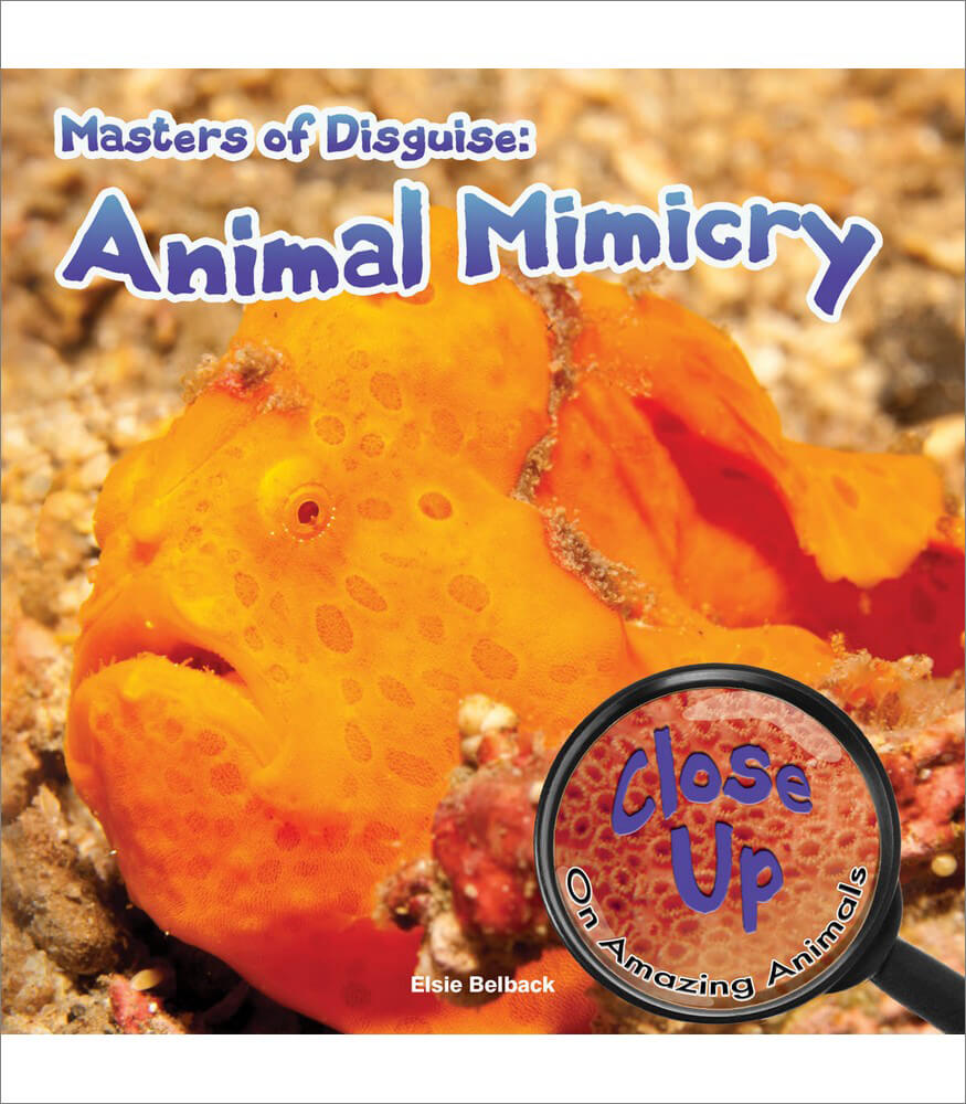 Masters of Disguise: Animal Mimicry Reader Product Image