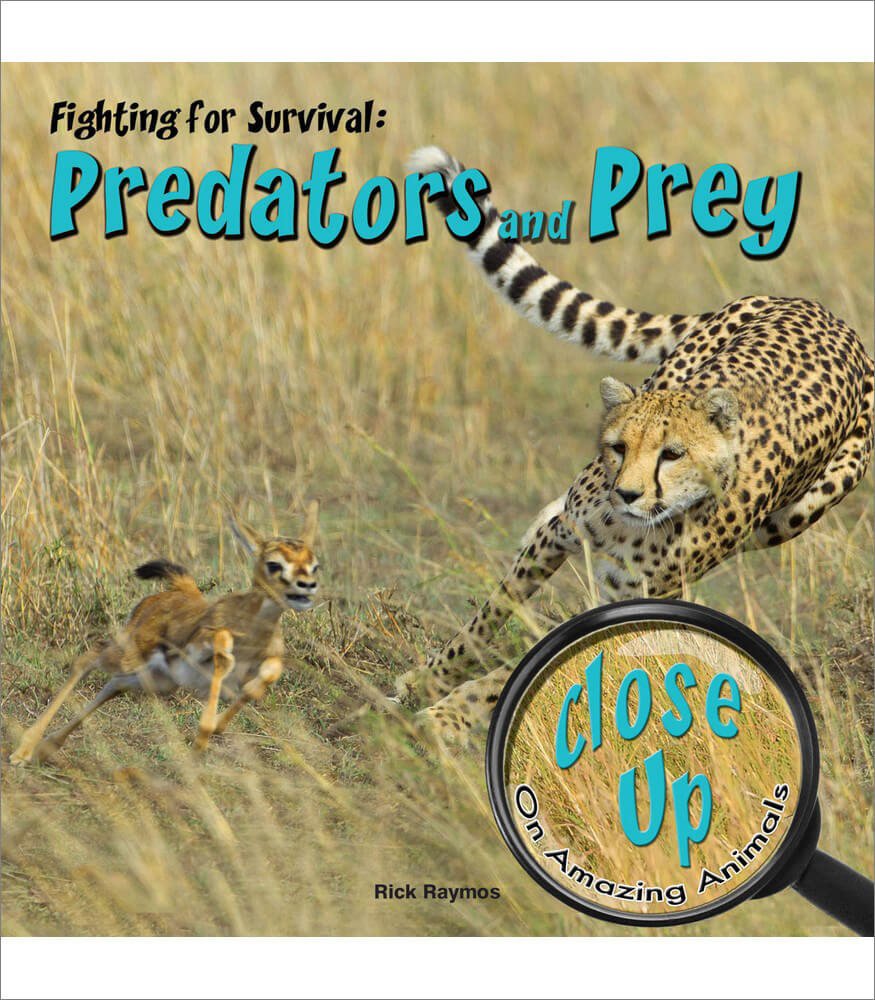 Fighting for Survival: Predators and Prey Reader Product Image