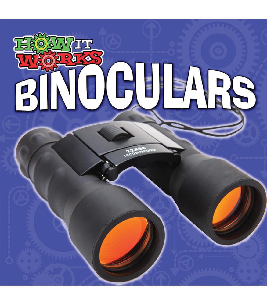 Binoculars Reader Product Image