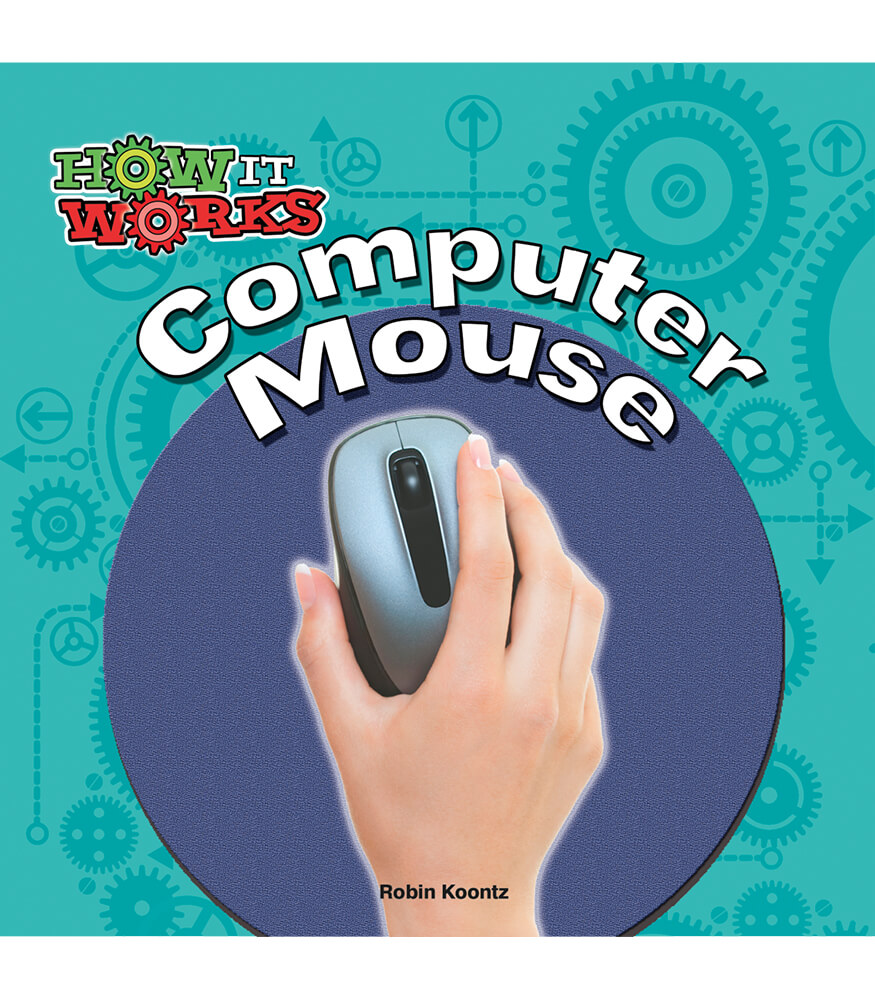 Computer Mouse Reader Product Image