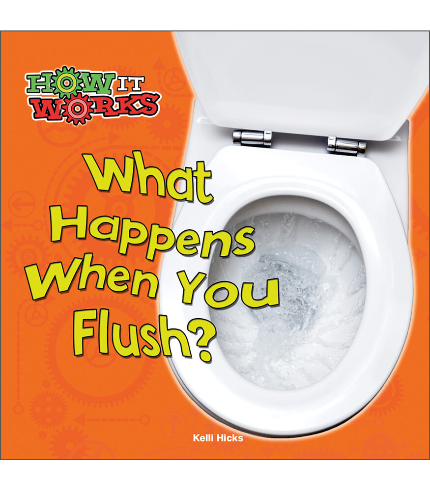 What Happens When You Flush? Reader Product Image