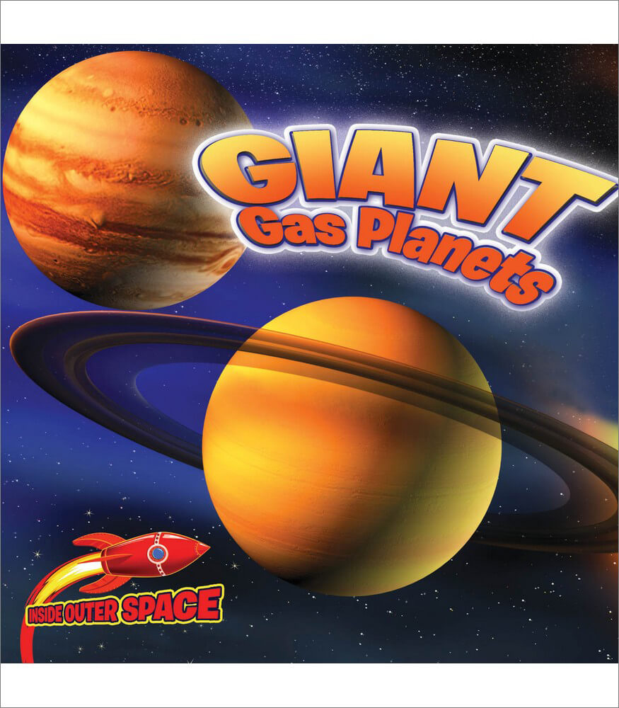 Giant Gas Planets Reader Product Image