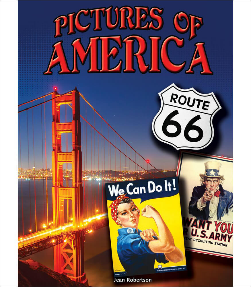 Pictures of America Reader Product Image